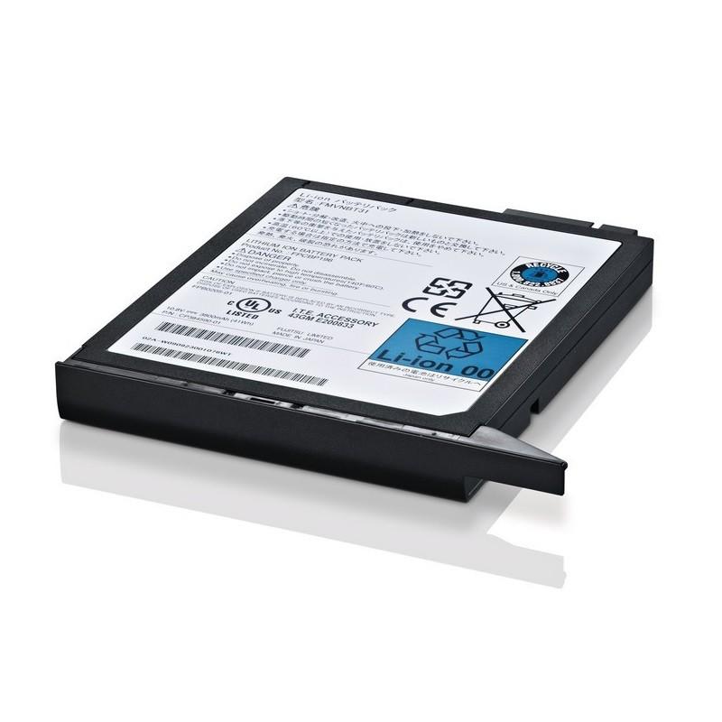 Fujitsu LIFEBOOK S series Bay Battery Black