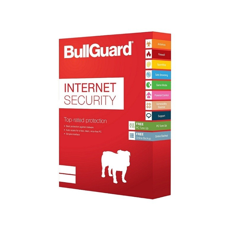 BullGuard Internet Security 3 Years 1 PC