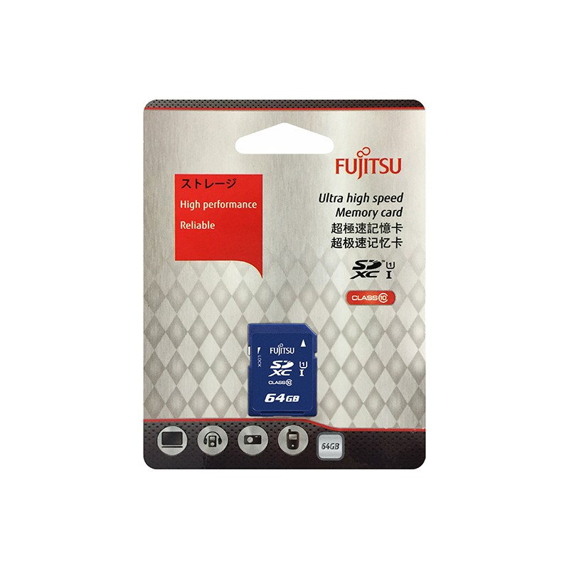 Fujitsu 64GB SDXC Card